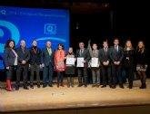 Once establecimientos de la Región reciben los certificados ´Q´ de Calidad Turística en Fitur