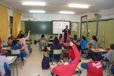 Campaña escolar de concienciación medioambiental en Las Torres de Cotillas