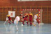Triunfo de Murcia en el Nacional cadete contra Madrid
