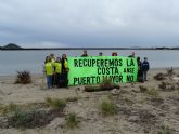 ANSE y Greenpeace piden la restauración de Puerto Mayor (La Manga)