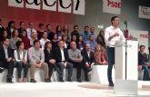 González Tovar: 'El PSOE es un partido fuerte preparado para gobernar y decidido a acabar con la corrupción'