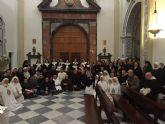"""""""Gracias a todos los consagrados y consagradas que servís a esta Iglesia Diocesana"""""""