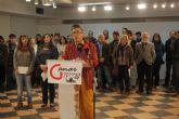 La convocatoria GANAR TOTANA, impulsada por personas, asociaciones e Izquierda Unida, arranca con un Acto C�vico realizado el pasado viernes