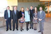 La Peña La Contraparada distingue al Alcalde con su Insignia de Oro por 'su impulso a las tradiciones'