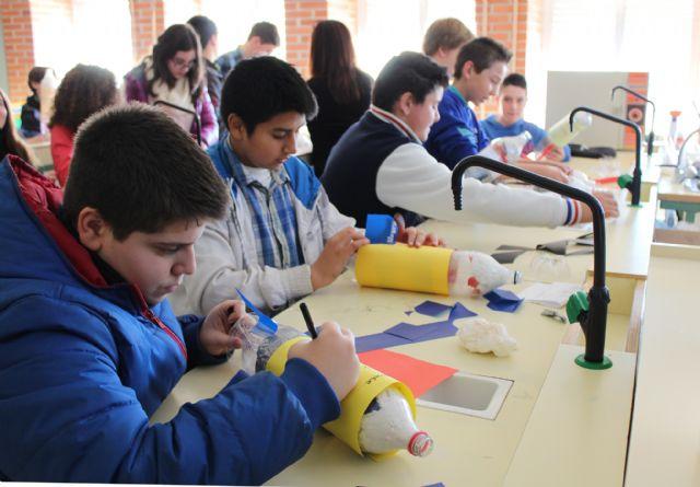 Los alumnos del IES Rambla de Nogalte celebran la festividad de Santo Tomas de Aquino con más de una veintena de actividades y talleres - 1, Foto 1