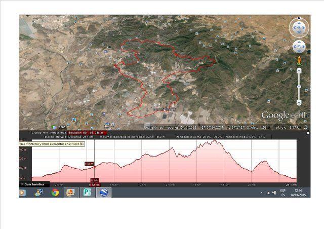 Doscientos ciclistas participarán en el I Bike Maratón Fenicio por los parajes de Mazarrón, Foto 3