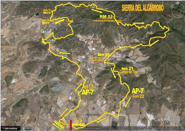 Doscientos ciclistas participarán en el I Bike Maratón Fenicio por los parajes de Mazarrón, Foto 5