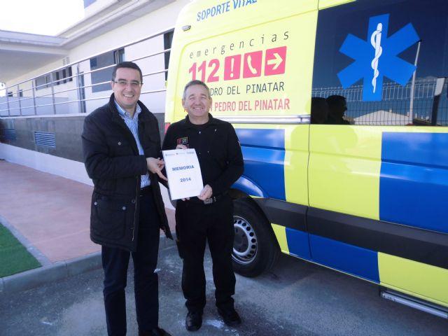 El Servicio de Emergencias municipal atiende más de 7.300 llamadas en 2014 - 1, Foto 1