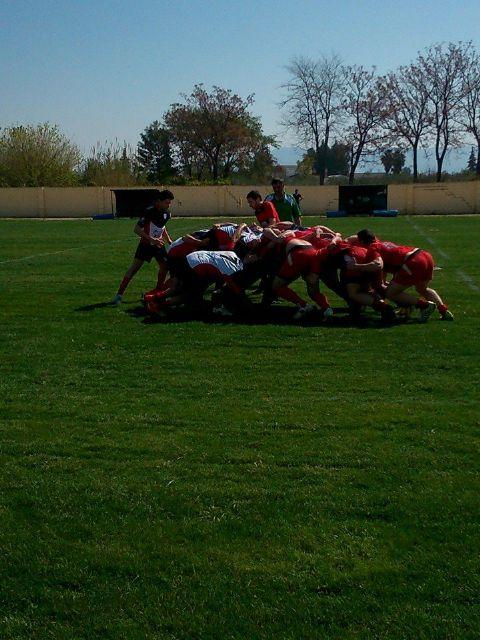 Exitoso fin de semana para el Club de Rugby Totana en todas sus categorías, Foto 1
