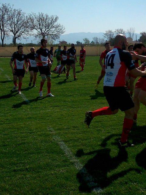 Exitoso fin de semana para el Club de Rugby Totana en todas sus categorías, Foto 2