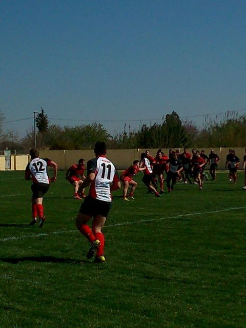Exitoso fin de semana para el Club de Rugby Totana en todas sus categorías, Foto 4