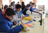 Los alumnos del IES Rambla de Nogalte celebran la festividad de Santo Tomas de Aquino con más de una veintena de actividades y talleres