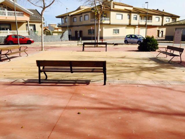 El Ayuntamiento de Torre-Pacheco peatonaliza parte de la calle Barbero Daniel Briones de Balsicas - 3, Foto 3