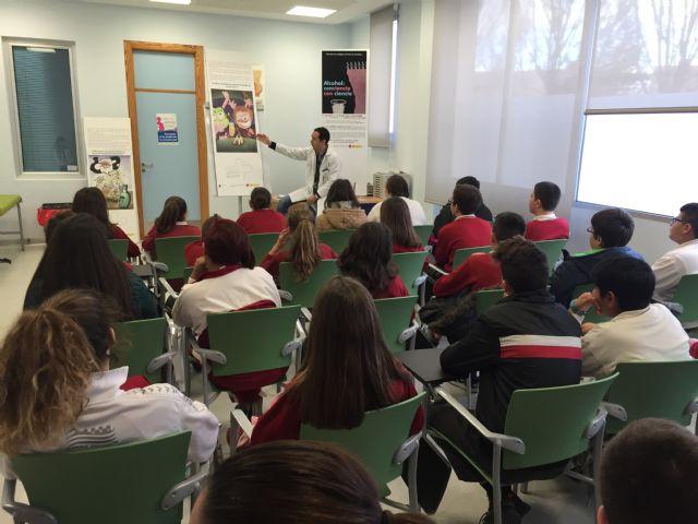"""Alumnos de los centros educativos participan en el programa """"Argos"""" para prevención de drogodependencias en los jóvenes - 1, Foto 1"""