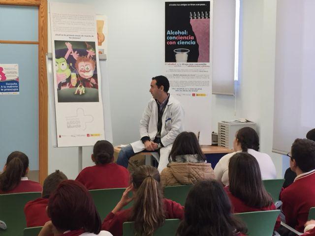 """Alumnos de los centros educativos participan en el programa """"Argos"""" para prevención de drogodependencias en los jóvenes - 2, Foto 2"""