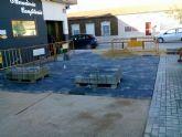 El Ayuntamiento de Torre-Pacheco peatonaliza parte de la calle Barbero Daniel Briones de Balsicas