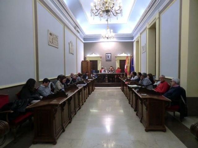 Satisfacción a medias en IU-Verdes por la aprobación de la propuesta sobre recuperación de las escuelas rurales de Cieza - 1, Foto 1