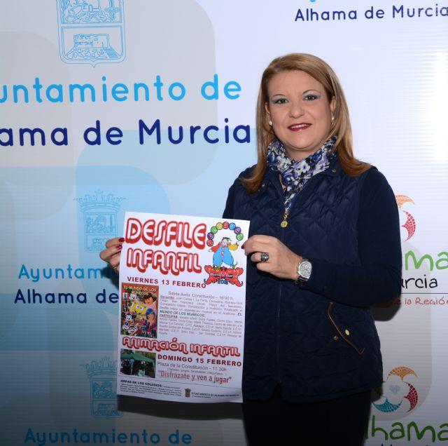 La concejala de Festejos ha presentado las actividades programadas para celebrar este año los desfiles de carnaval infantil y adulto, Foto 1