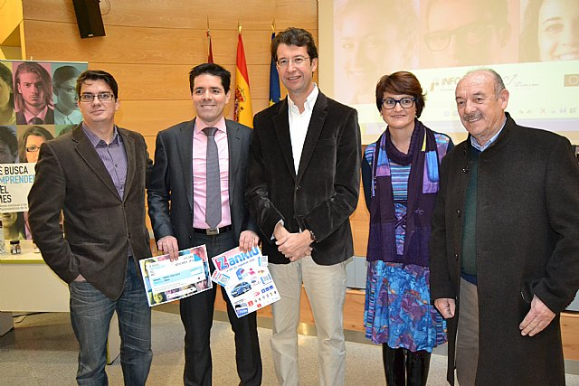 El empresario archenero Manuel Pérez, premiado por la Consejería de Industria por ser mejor Emprendedor del mes - 1, Foto 1