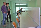La sala de estudio 24 horas ha registrado más de 10.200 accesos para hacer uso de este servicio desde su apertura