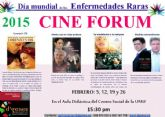 D�Genes organiza un ciclo de cine f�rum los jueves del mes de febrero