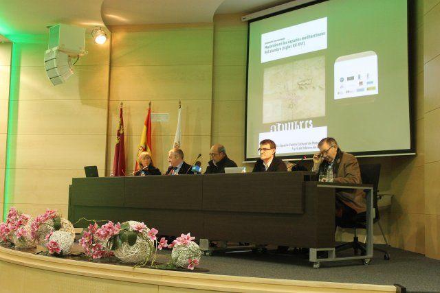 Inaugurado el seminario internacional sobre el alumbre, Foto 1
