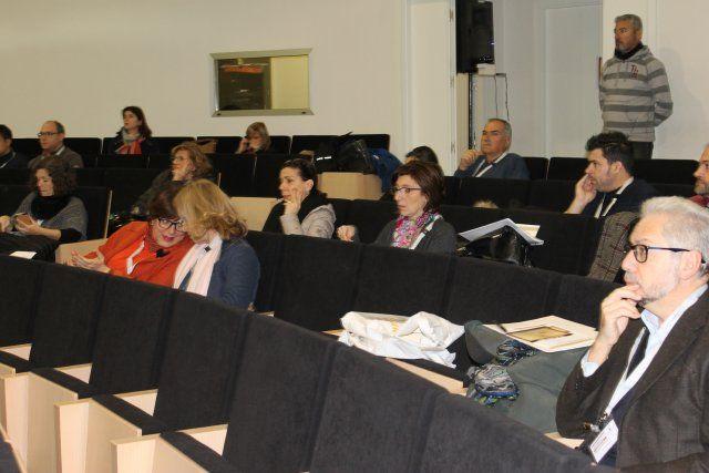 Inaugurado el seminario internacional sobre el alumbre, Foto 2