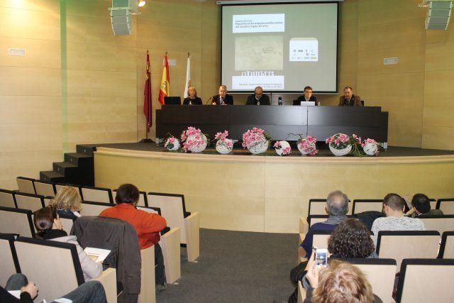 Inaugurado el seminario internacional sobre el alumbre, Foto 3