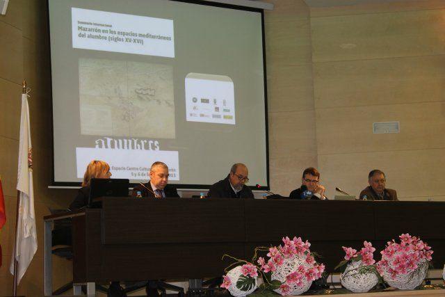 Inaugurado el seminario internacional sobre el alumbre, Foto 4