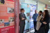 La biblioteca acoge una exposición de la Obra Social 'la Caixa' sobre los Objetivos de Desarrollo del Milenio