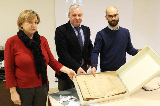 El archivo municipal restaura el padrón municipal de 1920, Foto 1