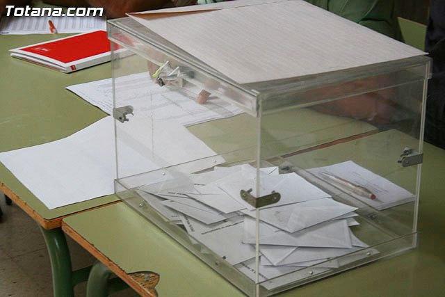 1.027.168 ciudadanos podrán votar en los próximas elecciones autonómicas, incluidos los 26.597 murcianos residentes en el extranjero, Foto 1