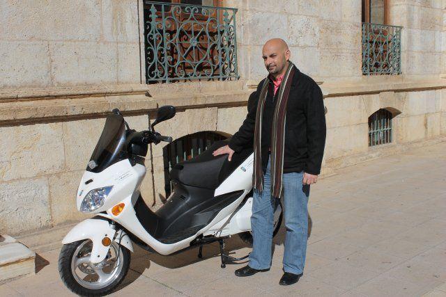 Servicios del Litoral adquiere una moto eléctrica para mejorar el control en playas, Foto 1