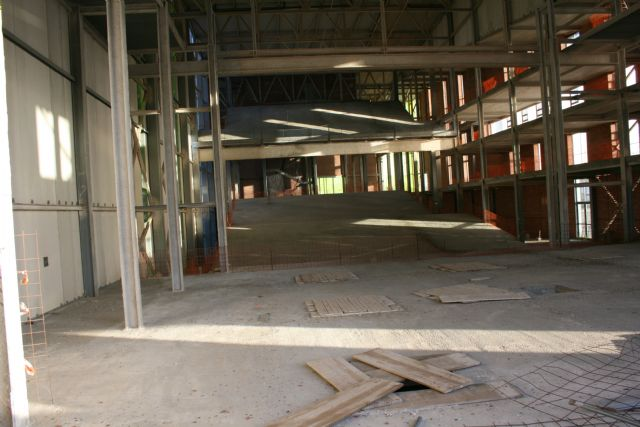 El PP se opone a que los funcionarios se manifiesten sobre la situación del Teatro Auditorio - 1, Foto 1