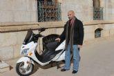 Servicios del Litoral adquiere una moto el�ctrica para mejorar el control en playas