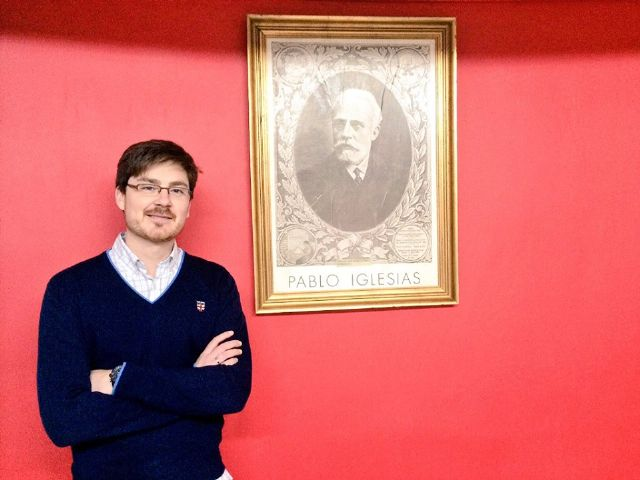 Gonzalo Caracena López, elegido candidato a la alcaldía de Archena por el PSOE - 1, Foto 1
