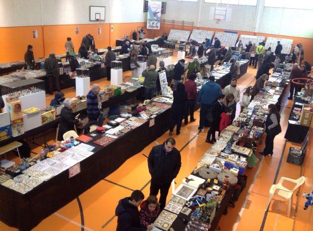 I Feria de Coleccionismo celebrada en Puerto Lumbreras con la muestra de más de 200 coleccionistas - 2, Foto 2