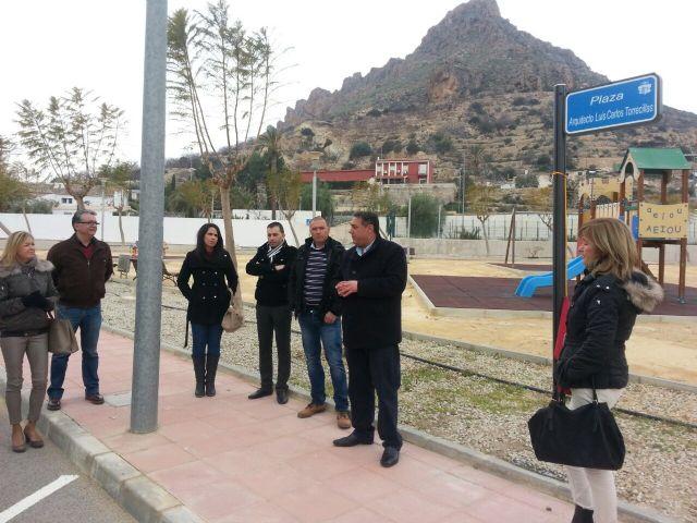 El ayuntamiento dedica una plaza al arquitecto Luis Carlos Torrecillas Melendreras - 2, Foto 2