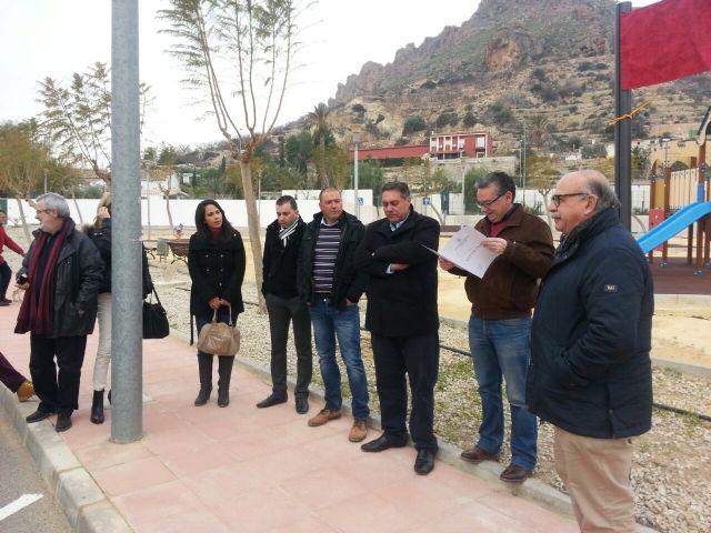 El ayuntamiento dedica una plaza al arquitecto Luis Carlos Torrecillas Melendreras - 5, Foto 5