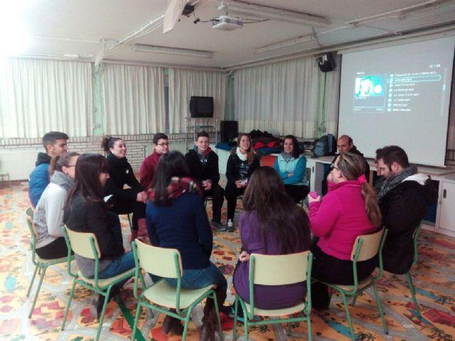 Los jóvenes, protagonistas de la última actividad de la Vocalía de Juventud de la Junta de Hermandades Pasionarias de Cieza - 1, Foto 1