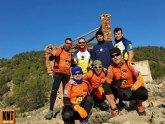 3ª ruta del grupo de amigos de la montaña Kasi Ná Trail (KNT)