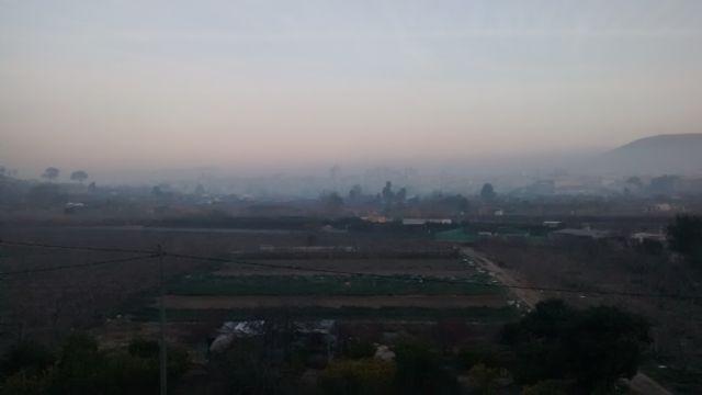 Ecologistas en Acción reclama medidas de protección para la población ante las nubes de humo - 3, Foto 3