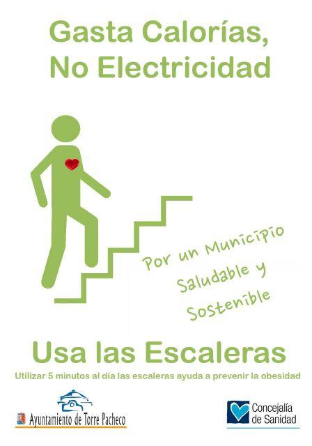 El Ayuntamiento de Torre-Pacheco lleva a cabo una campaña para prevenir la obesidad - 1, Foto 1