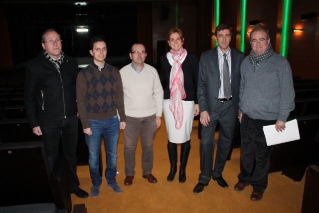 Primera jornada de Puertas Abiertas del nuevo Teatro de Archena - 1, Foto 1
