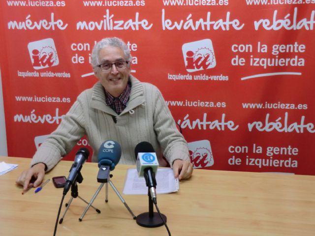 IU-Verdes de Cieza insta por escrito al Alcalde a ejecutar el acuerdo del Pleno de enero sobre alquileres sociales - 1, Foto 1