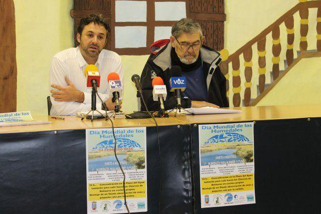 Medio Ambiente y Amigos de la Naturaleza celebran el Día Mundial de los Humedales, Foto 3