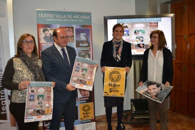 El Teatro Villa de Archena reabre sus puertas con 11 espectáculos de teatro, música, humor y magia - 1, Foto 1