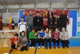 San Pedro del Pinatar acogió la Final Regional de Badmintón de Deporte Escolar