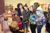 Alumnos del IES Rambla de Nogalte organizan un Banco Solidario de Tiempo con los mayores del Centro de Día