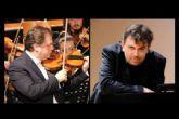 El Teatro Villa de Molina acoge un recital de violín y piano el jueves 12 de febrero